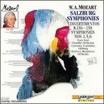 W.A. Mozart, Vol. 2: Salzburg Symphonies