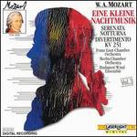 W.A. Mozart, Vol. 3: Eine kleine Nachtmusik; Serenata notturna; Divertimento, KV 251