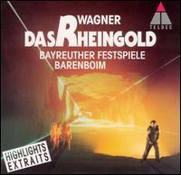 Wagner: Das Rheingold - Annette Küttenbaum (vocals); Birgitta Svenden (vocals); Bodo Brinkmann (vocals); Eva Johansson (vocals);...