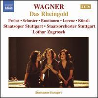 Wagner: Das Rheingold - Bernhard Schneider (tenor); Catriona Smith (soprano); Eberhard Francesco Lorenz (tenor); Esa Ruuttunen (bass baritone);...