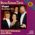 Wagner: Die Walk�re, Act I