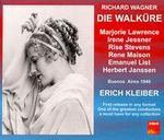 Wagner: Die Walküre - Emanuel List (vocals); Herbert Janssen (vocals); Marjorie Lawrence (vocals); Rene Maison (vocals); Risë Stevens (vocals);...