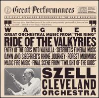 "Wagner: Great Orchestral Music from ""The Ring"" - Cleveland Orchestra; George Szell (conductor)"