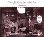 Wagner: Meistersinger von Nürnberg