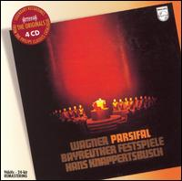Wagner: Parsifal [Bayreuth 1962] - Anja Silja (vocals); Dorothea Siebert (vocals); Else-Margrete Gardelli (vocals); Georg Paskuda (vocals);...