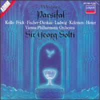 Wagner: Parsifal - Wiener Philharmoniker; Georg Solti (conductor)