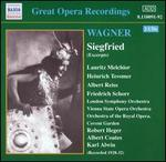 Wagner: Siegfried (Excerpts)