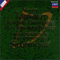 Wagner: Tannhäuser - Christa Ludwig (vocals); Hans Sotin (vocals); Helga Dernesch (vocals); Kurt Equiluz (vocals); Manfred Jungwirth (vocals);...