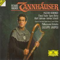 Wagner: Tannhäuser - Agnes Baltsa (vocals); Andreas Schmidt (vocals); Barbara Bonney (vocals); Cheryl Studer (vocals); Clemens Bieber (vocals);...