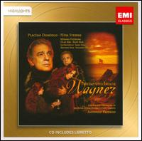 Wagner: Tristan und Isolde (Highlights) - Mihoko Fujimura (vocals); Nina Stemme (vocals); Olaf Bär (vocals); Plácido Domingo (vocals); René Pape (vocals);...