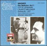 Wagner: Walk�re Act 1