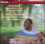 """Wagner: Wesendonk-Lieder; Vorspiel & Liebestod aus :Tristan und Isolde"""""""