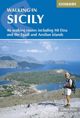Walking in Sicily - Price, Gillian