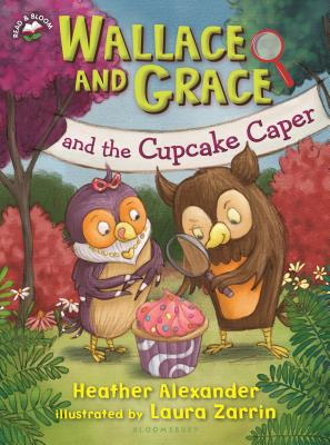 Wallace and Grace and the Cupcake Caper - Alexander, Heather
