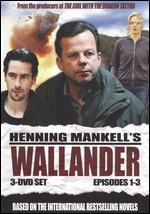 Wallander: Episodes 1-3 [3 Discs]