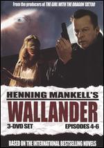 Wallander: Episodes 4-6 [3 Discs]