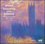 Walter Gieseking plays Debussy