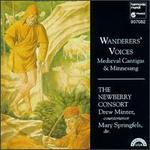 Wanderers' Voices - David Douglass (vielle); David Douglass (rebec); Drew Minter (counter tenor); Kevin Mason (citole); Mary Springfels (lute);...