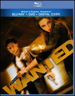 Wanted [2 Discs] [With Tech Support for Dummies Trial] [Blu-ray/DVD] - Timur Bekmambetov