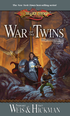 War of the Twins - Weis, Margaret, and Hickman, Tracy