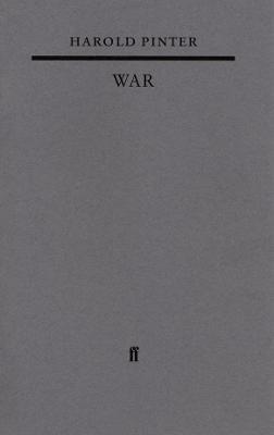 War - Pinter, Harold