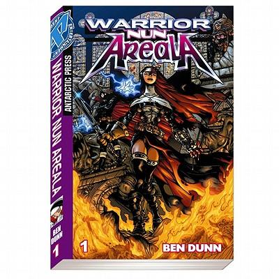Warrior Nun Areala Color Manga #1 - Dunn, Ben