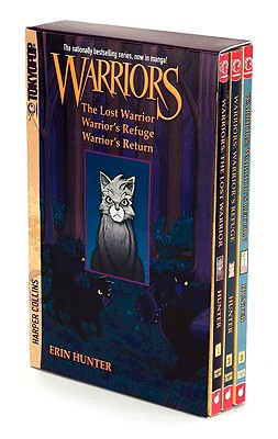 Warriors Manga Box Set: Graystripe's Adventure - Hunter, Erin L (Illustrator), and Barry, James (Illustrator)