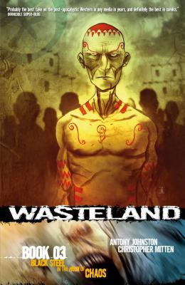 Wasteland Book 3: Black Steel in the Hour of Chaos - Johnston, Antony