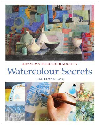 Watercolour Secrets - Leman, Jill