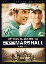We Are Marshall [P&S] - McG