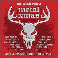 We Wish You a Metal Xmas & a Headbanging New Year - Various Artists