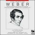Weber: Chamber Music with Clarinet