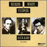 Webern, Wolpe & Feldman