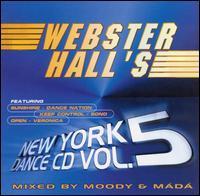 Webster Hall's New York Dance CD, Vol. 5 - Various Artists