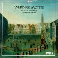 Wedding Motets - Weser-Renaissance