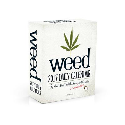 Weed 2017 Daily Calendar: 365 More Things You Didn't Know (or Remember) About Cannabis - Stoned, I. M.