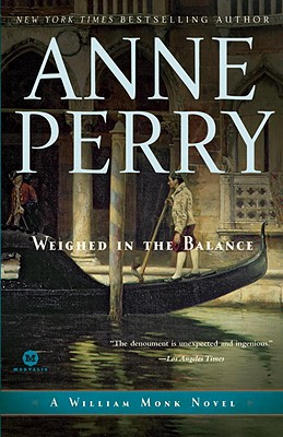 Weighed in the Balance - Perry, Anne