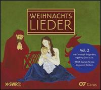 Weihnachtslieder, Vol. 2 - Andreas Weller (vocals); Barbara Pfeifer (viola da gamba); Carsten Linck (guitar); Christine Busch (violin);...