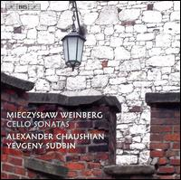 Weinberg: Cello Sonatas - Alexander Chaushian (cello); Yevgeny Sudbin (piano)
