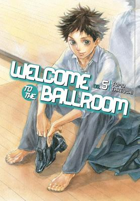 Welcome To The Ballroom 5 - Takeuchi, Tomo