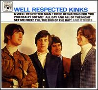 Well Respected Kinks [BMG Special Products] - The Kinks