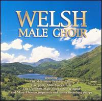 Welsh Male Choir - Mary Thomas (soprano); Sheila Bromberg (harp); Caerphilly Male Voice Choir (choir, chorus);...
