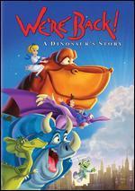 We're Back! A Dinosaur's Story [Movie Cash]