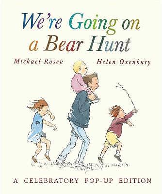 We're Going On A Bear Hunt Pop Up - Rosen, Michael