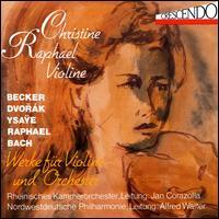 Werke für Violine und Orchester -