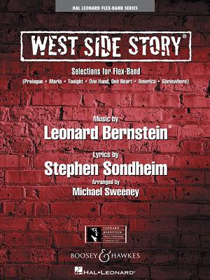 West Side Story (Selections for Flex-Band) - Bernstein, Leonard