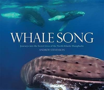 Whale Song: Journeys into the Secret Lives of the North Atlantic Humpbacks - Stevenson, Andrew