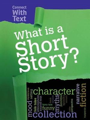 What is a Short Story? - Guillain, Charlotte