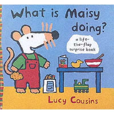 What Is Maisy Doing? - Cousins, Lucy