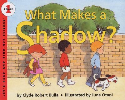 What Makes a Shadow? - Bulla, Clyde Robert